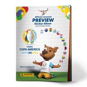 Álbum Previa Copa América 2021