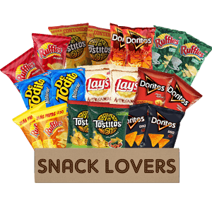 SNACK LOVERS - Snack Box